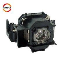 ELPLP33/V13H010L33 Lampe De Projecteur De Rechange pour EPSON PowerLite Home 20/MovieMate 25/MovieMate 30 S/PowerLite S3