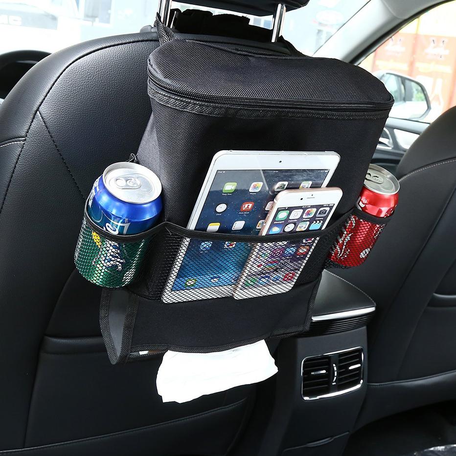 автомобиль дома на заднем стороне Visit организатор многофункциональный тепловой охлаждения отсек организатор коробка ткани мешок