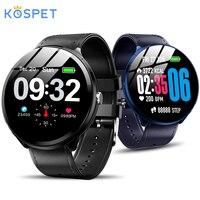 Kospet V12 1.3 Inch Tempered Glass Screen Smart Watch Waterproof Heart Rate Monitoring Blood Pressure For Men Women smartwatch