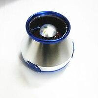 Car Universal High Power Flow Air Intake Filter / aluminum intake mushrooms / multi caliber variable