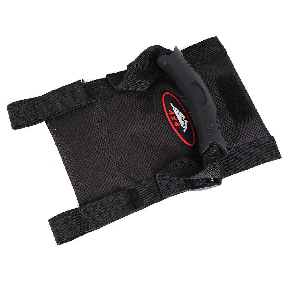 KEMiMOTO Para CAN AM Commander Maverick 800 1000 Roll Bar Grab Handle mão de suspensão Para Polaris RZR UTV RZR 900 XP 1000 para honda