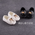 2016 child Moccasins children toddler shoes baby boys girls single shoes child foot wrapping baby 1 - 3 years old