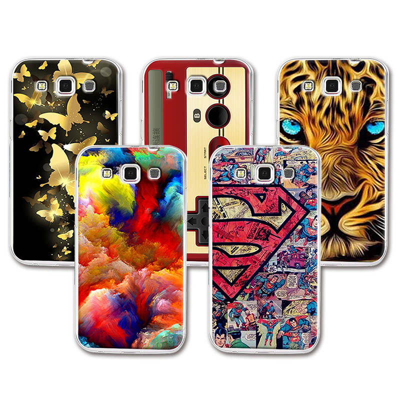Lovely Case For Samsung Galaxy Win I8552 8552 GT-i8552 i8550 Colorful Perfect Painted Cover For Samsung I8552 Fundas Capa Pen ...
