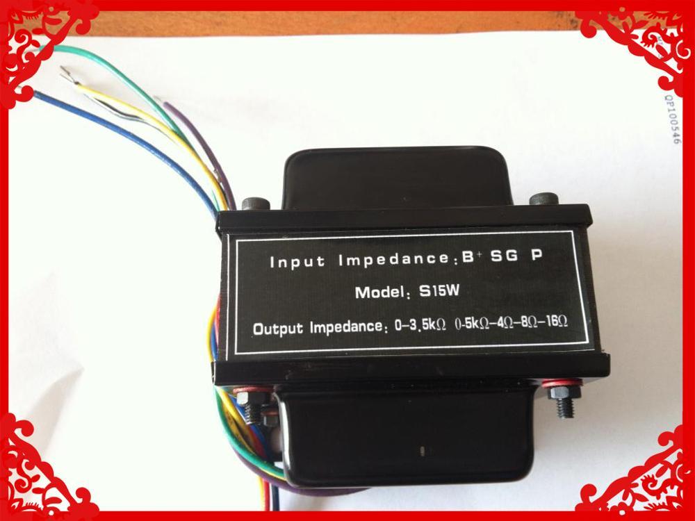 HIFI EXQUIS 15 Вт несимметричный ламповый усилитель's Выход Трансформеры из 2 предметов для EL34 Fu50 807 KT88 Прочие ожерелья и подвески