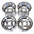 ATV Aluminum Alloy Rims front and rear 4pcs of 1 set