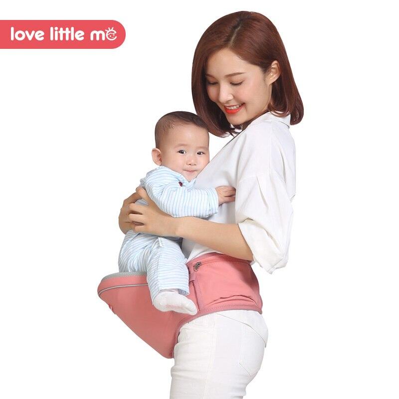 Love little me marque porte-bébé taille tabouret bébé écharpe tenir la taille ceinture sac à dos ceinture de sécurité pour enfants infantile hanche siège 20 kg # HC01