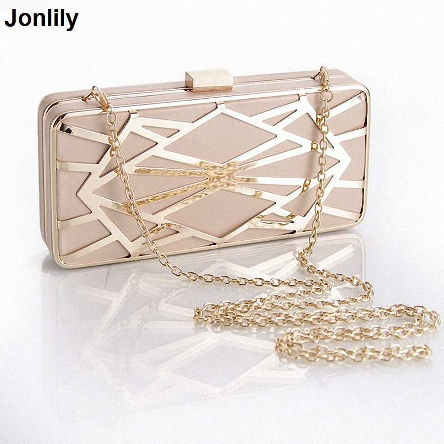 Hot Sale Minaudiere Evening Party Bag Women Day Clutches Ladies Long