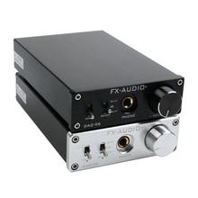 FX AUDIO DAC X6 HiFi 2.0 Digital Audio Decoder DAC Ingresso USB/Coassiale/Ottica di Uscita RCA/Amplificatore Per Cuffie 24Bit /96 KHz DC12V