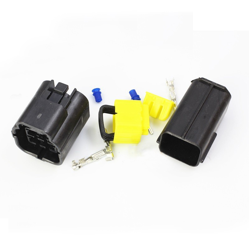 10X174262 2 174264 2 Car Truck Boat ect 6 Pin Way Waterproof Wire ...