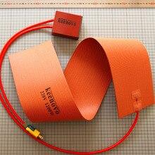 """"""" X 36"""" 1200 W, w/цифровой контроллер термостата, Keenovo гибкий силиконовый нагреватель, гитарный Боковой изгиб тепла одеяло"""
