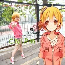 Envío gratis Japón Anime Kagerou Proyecto KISARAGI MOMO Cosplay