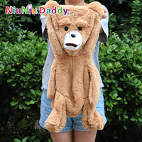 Niuniudaddy Semifinished Plush bearskin Semi-finished Classic toys Teddy Bear TED plush toys free shipping