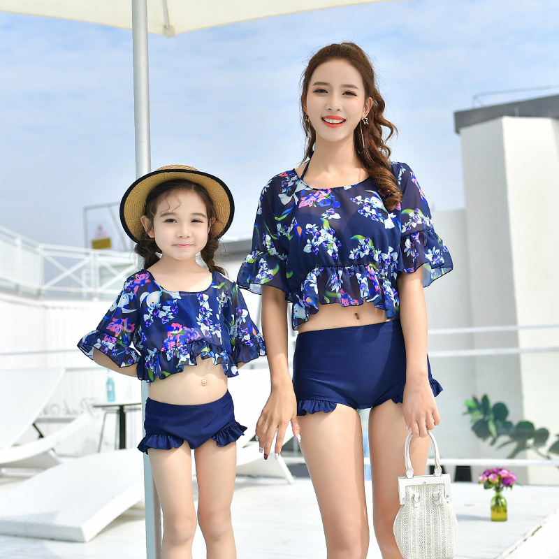 9b44a583e5 Detail Feedback Questions about Mom Mother and Daughter Swimsuits ...