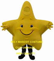 star mascot costume wholesale for sale adult size cartoon cute yellow star baby theme anime cosplay costumes carnival fancy 2824