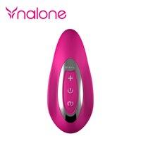 Nalone şarj edilebilir dokunmatik 7 frekans titreşim çubuğu kadın mastürbasyon dil oral seks yetişkin seks oyuncak g-spot klitoris vibratörler