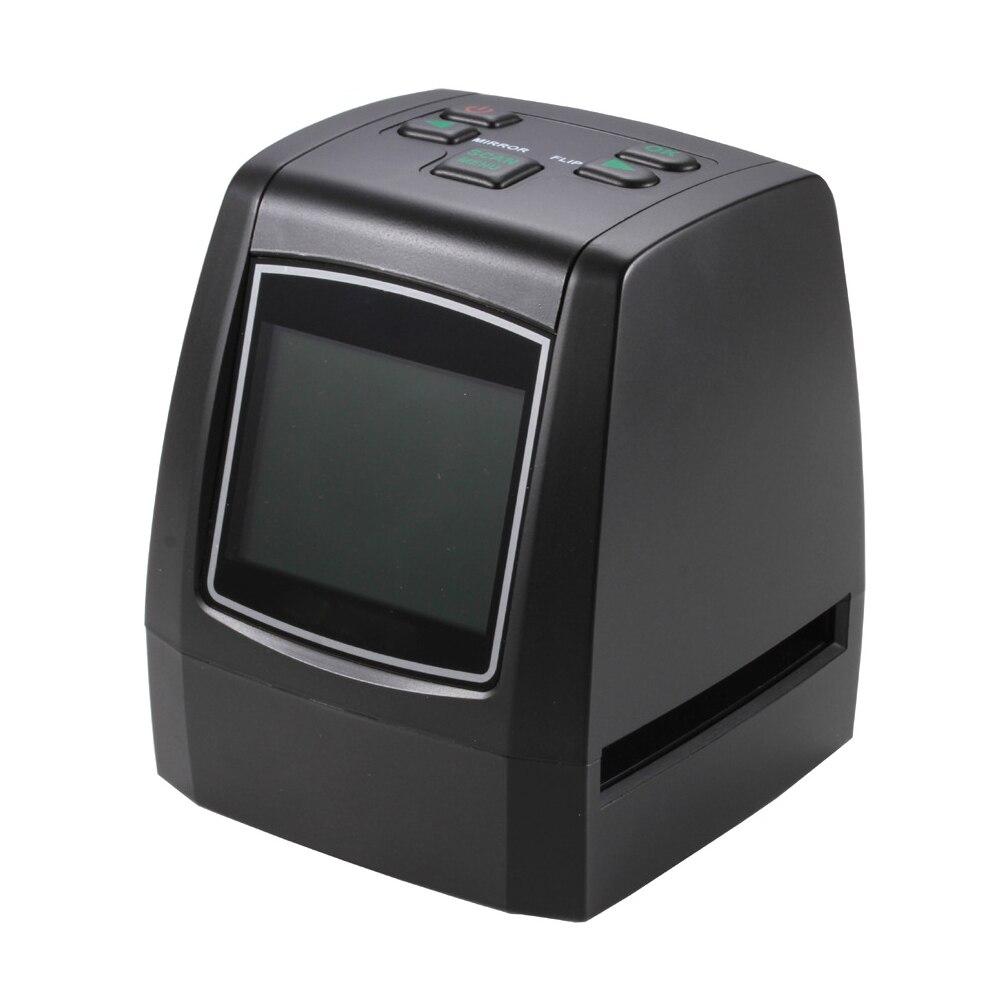 EC018 14MP/22MP 135/110/126mm Super 8 Films Scanner (US Plug)