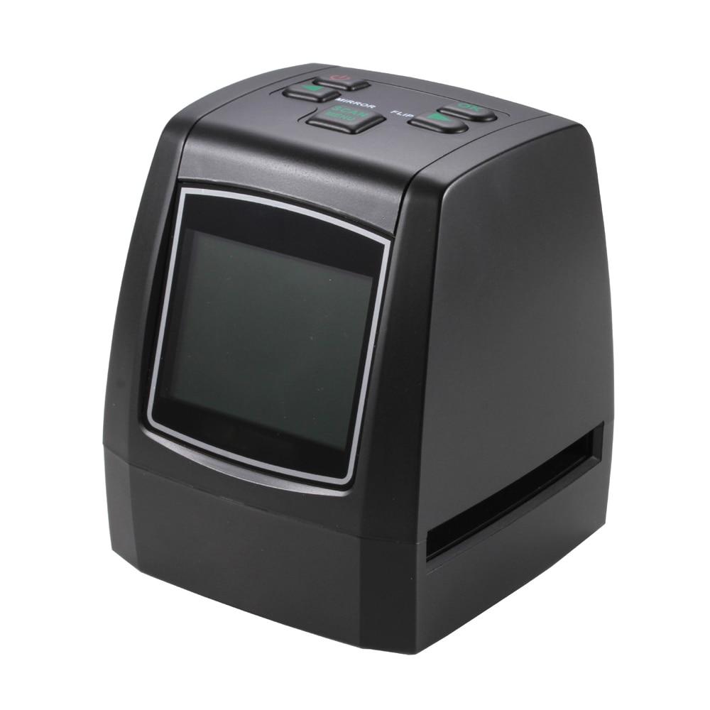 EC018 14MP/22MP 135/110/126 мм Супер 8 фильмов сканер (US Plug)