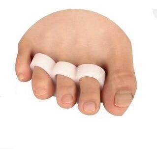 2gab. = 1pēdas kāju kopšanas rīki Hallux valgus orthotics katrs - Ādas kopšanas līdzeklis