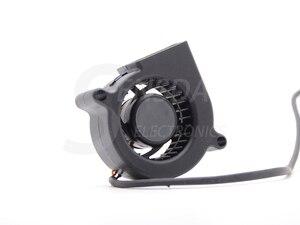 Image 4 - מקורי עבור Sunon 5020 GB1205PKV3 8AY 12V 1.1W dc מפוח צנטריפוגלי מקרן קירור מאוורר