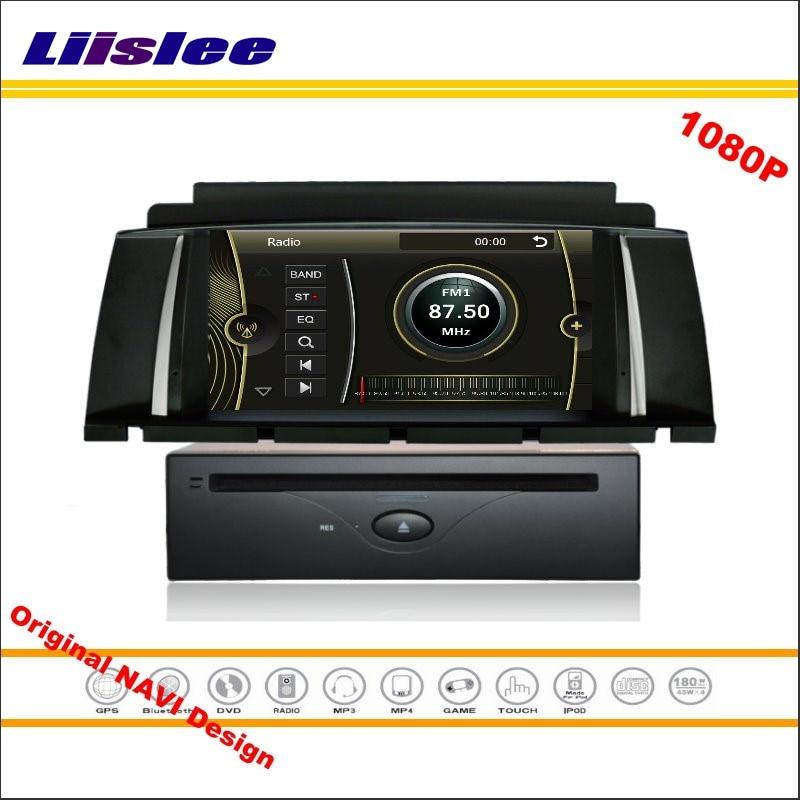 Liislee For BMW X3 F25 2013~2015 Car Stereo Radio CD DVD Player GPS Map Nav Navigation HD Screen System ( Original NAVI Design )