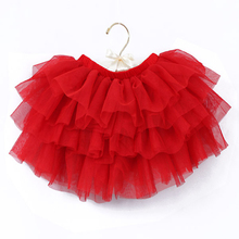 Summer Tulles Princess Girls Tutu Skirt Mini Kids Bottoms Baby Toddlers Clothes New 2016