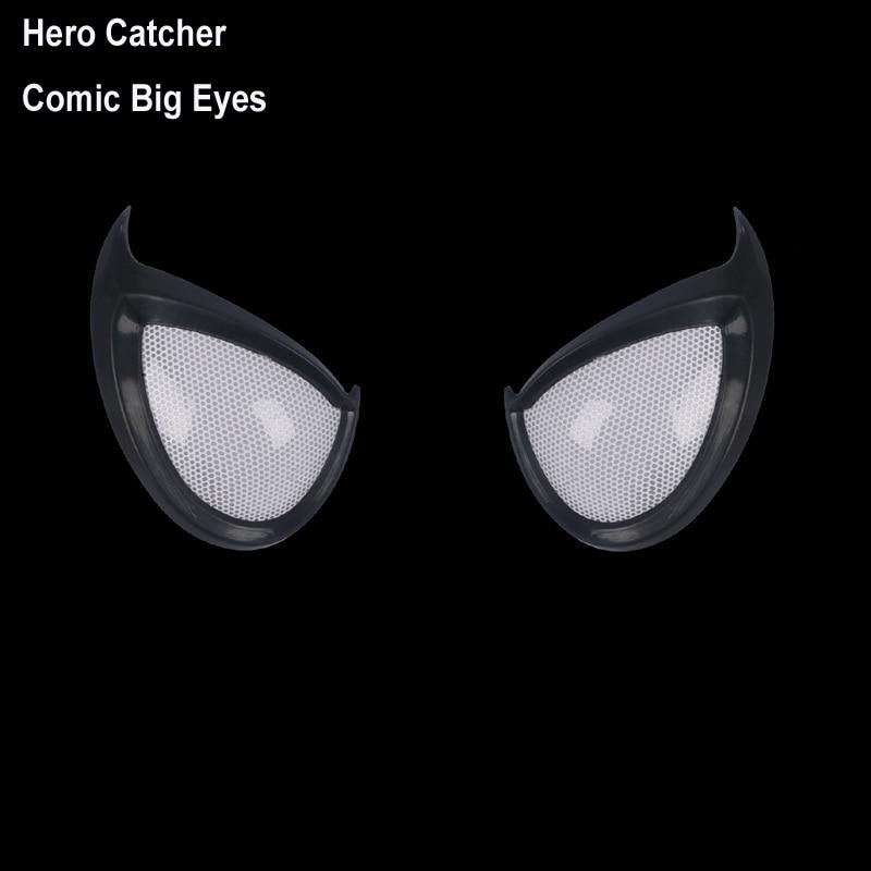 Hero Catcher Top Quality Spiderman Lens Comic Spiderman Eyes
