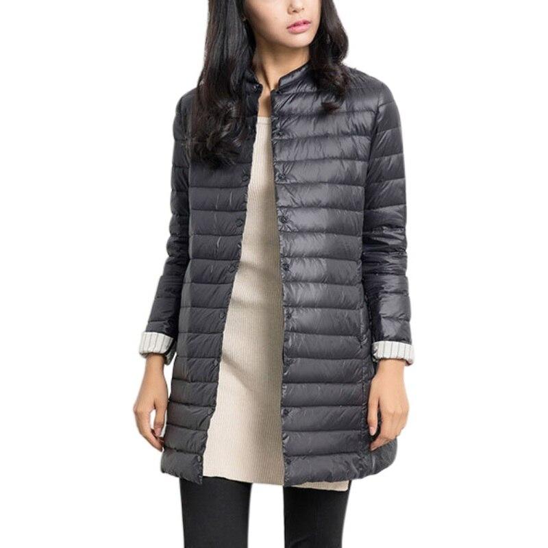 купить Women's Fashion Winter Jacket Coat Quilted Cotton Outwear Jackets Female Clothes Women's Parka Coat High Quality дешево