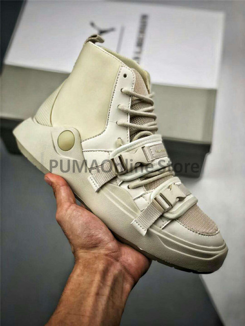 New Arrival Original PUMA HAN X PUMA Abyss Men s Training Shoes Sneakers  Badminton Shoes Size36-44 a78307185