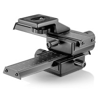 4 Way Macro Focusing Focus Rail Slider Close Up Shooting For Canon Nikon Etc SLR