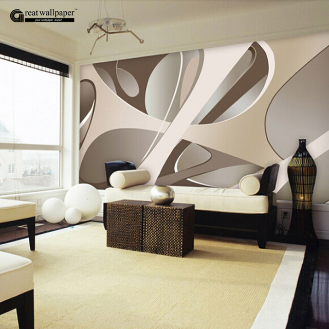 Custom Any Size Wall Mural Wallpaper Room Three Dimensional E Of Large