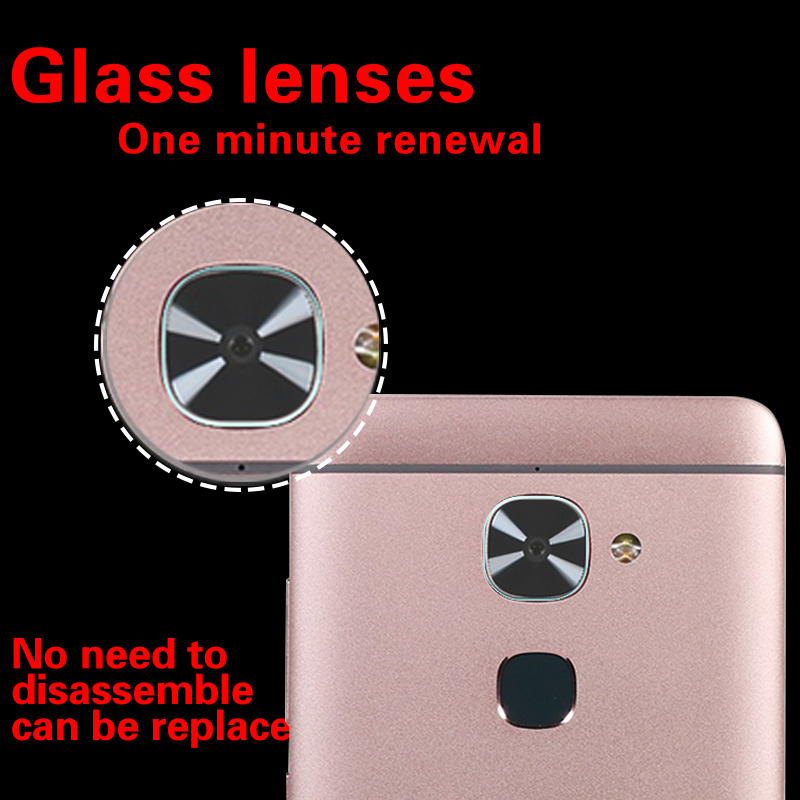 Back Camera Lens 9H Premium Tempered Glass Film For LeEco Le 2 Pro X20 5.5 Rear Camera Lens HD Toughened Glass Protective Film