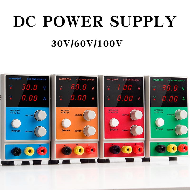 Adjustable dc power supply NPS3010D Variable 30V 10A Regulated the power modul Digital DC power supply