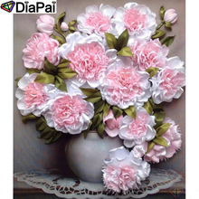 DIAPAI Diamond Painting 5D DIY 100% Full Square/Round Drill Flower landscape Diamond Embroidery Cross Stitch 3D Decor A24464 diapai 100% full square round drill 5d diy diamond painting flower landscape diamond embroidery cross stitch 3d decor a21095