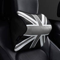 Memory Foam Pillow Neck Car Headrest Pillow Car Interior Accessories Styling For Toyota corolla rav4 camry prius hilux avensis