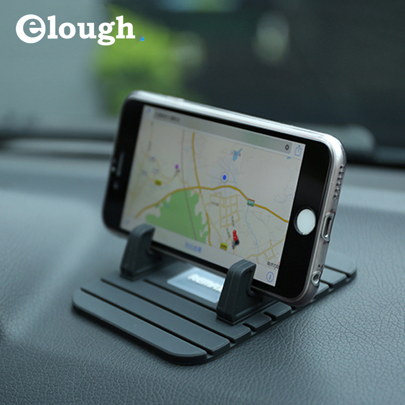 Remax Car Phone Holder Soft Silicone Anti Slip Mat Soporte para - Accesorios y repuestos para celulares - foto 3