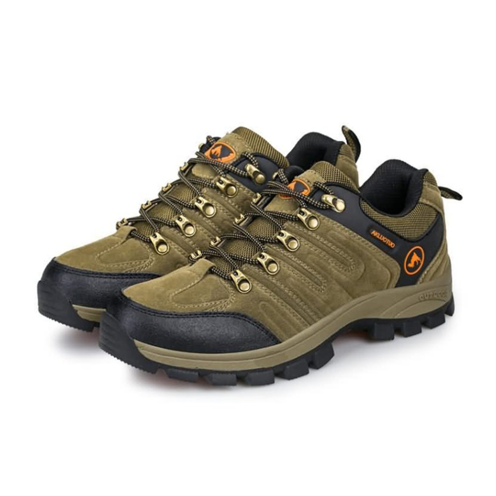 Top Hiking Shoes Outdoor Boots Trekking Sport Sneakers Men Breathable Mountain Climbing Shoes 5 sizes famous brand men s leather outdoor trekking hiking shoes sneakers for men sports climbing mountain shoes sneaker man senderismo
