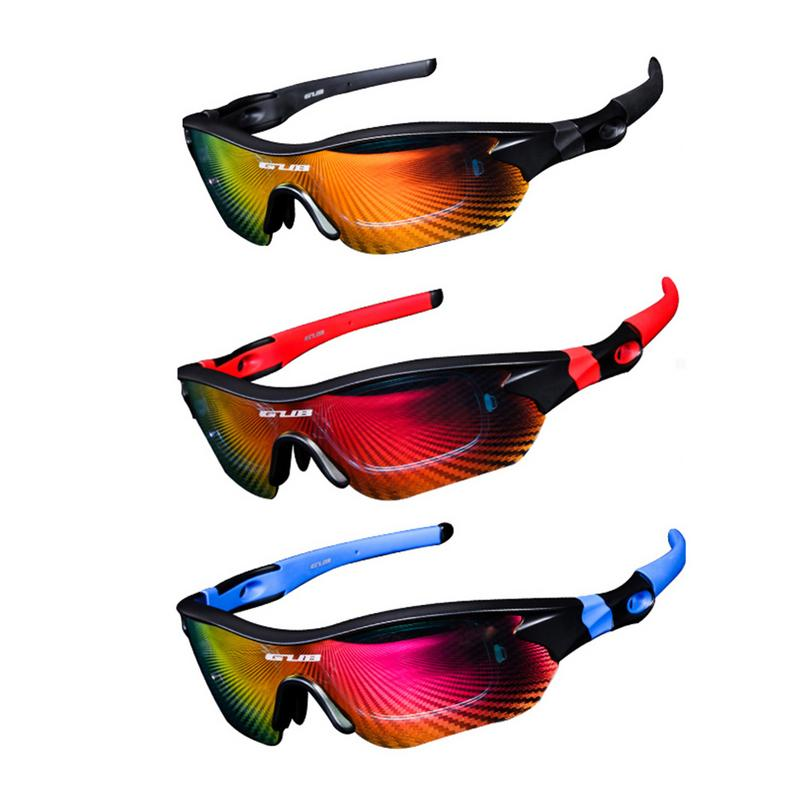 Polarized Riding Glasses Running Glasses Outdoor Sports Windproof Glasses Cycling Equipment For Men And Women|Cycling Eyewear| |  - title=