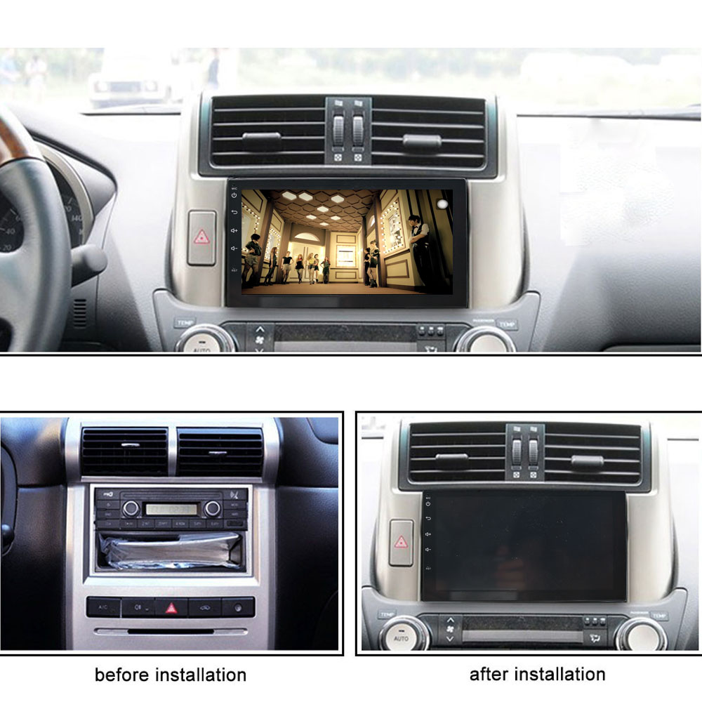 "Best 2 Din Android 7.1 Car Radio Stereo 7""1024*600 Universal Car Player GPS Navigation Wifi Bluetooth USB Radio Audio Player(No DVD) 11"