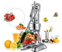 Stainless Steel Hand Press Citrus Squeezer For Lemon Orange Fruit Juicer Pomegranate Commercial Or Home Made