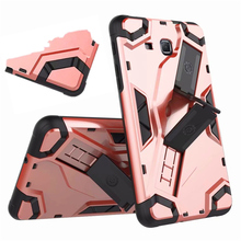 SM T280 T285 Back hard Armor Cover Case Tab A A6 7.0 inch Tablet Case PU+PC Heavy Duty Case For Samsung Galaxy Tab A 7 Tablet case for samsung galaxy tab a a6 7 0 inch 2016 sm t280 t285 7 0cover tablet cover slim stand leather protective case back shell