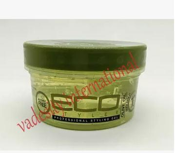 Eco styler Olive oil styling gel green 235ml