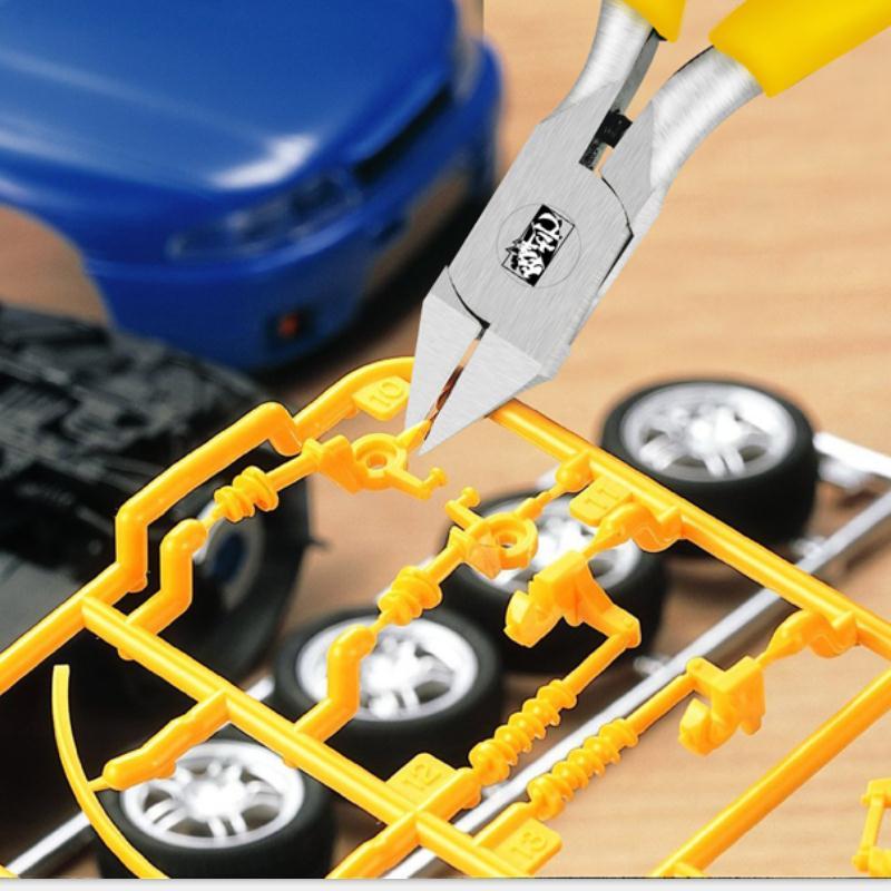 Wire Cutter Diagonal Cut Micro Flush cut Side Pliers cutting Nippers Thin blade Model Toy side pliers Snips stripper