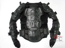 New arrivals Free shipping Motorcycle Full Body Armor Jacket Spine Chest Protection Gear S M L