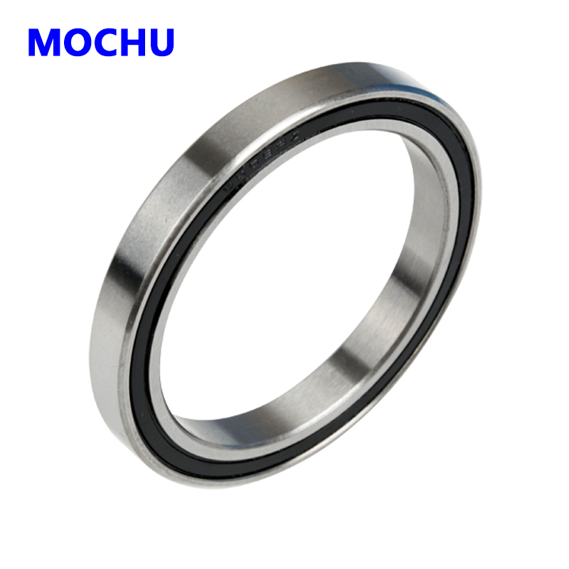1pcs Bearing 6816-2RS 61816-2RS1 6816 6816RS 6816RZ 80x100x10 MOCHU Sealed Ball Bearings Thin Section Deep Groove Ball Bearings 2016 new 624vv v groove sealed ball bearings vgroove 4x13x6mm 1 7mm deep sealing cover deep groove ball bearing