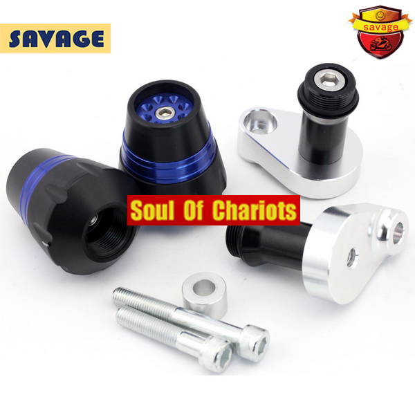 For SUZUKI GSX-S 1000F GSXS1000F 2015-2016 Motorcycle Accessories Frame Sliders Crash Protector Falling Protection New 8 colors