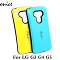 IFace mall Silicon mobile phone Case For LG G3 G4 G5 case новый противоударный Броня сельма Candy цвет Антидетонационных Dirtresistant крышка