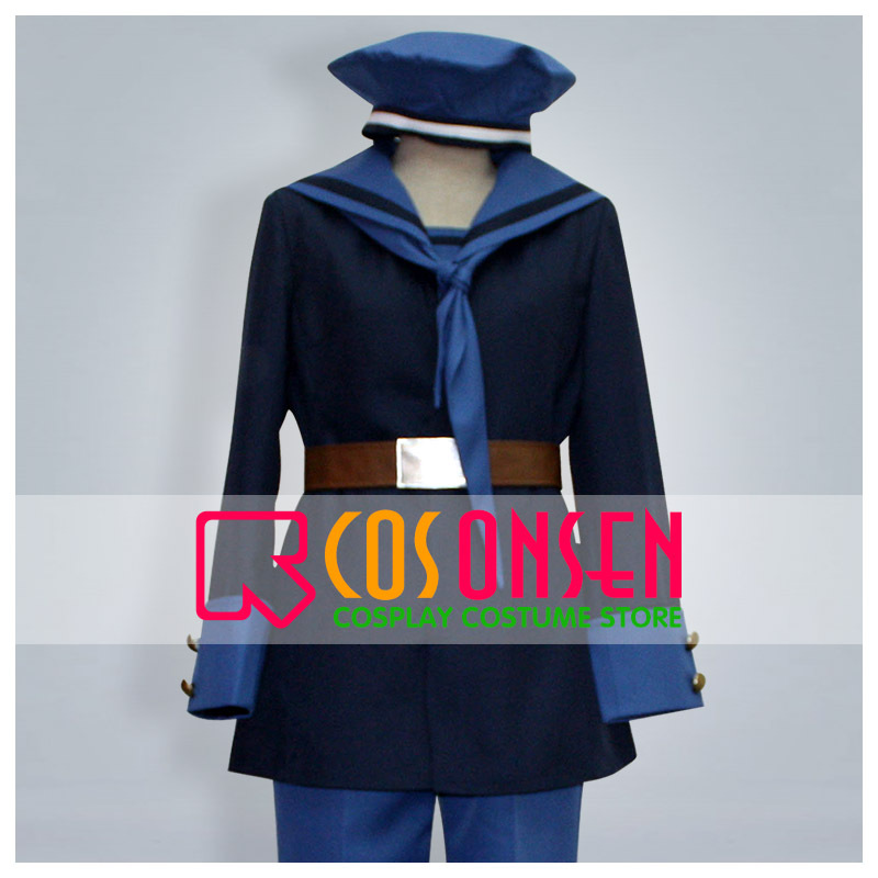 COSPLAYONSEN Axis Powers Hetalia Norway Cosplay Costume All Sizes Custom Made+Cap