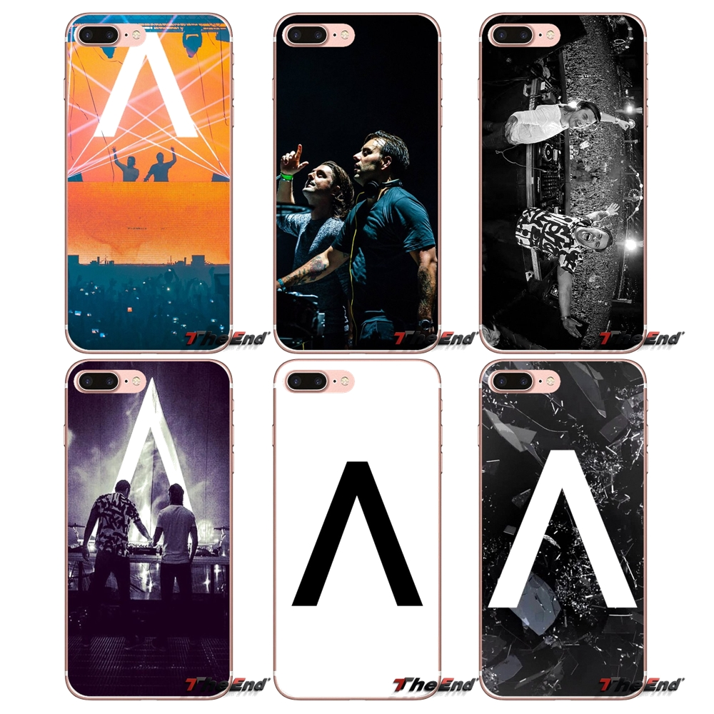 axwell ingrosso logo swedish musical case for huawei g7 g8 ascend p7