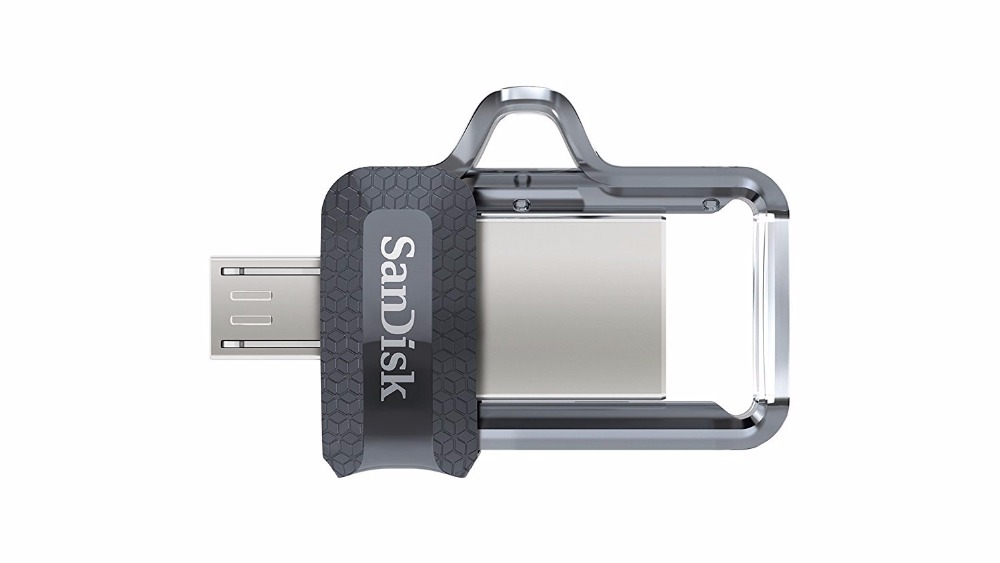 SanDisk Ultra Dual Flash Drive M3.0 USB OTG Android Tablet Phone Laptop 128GB