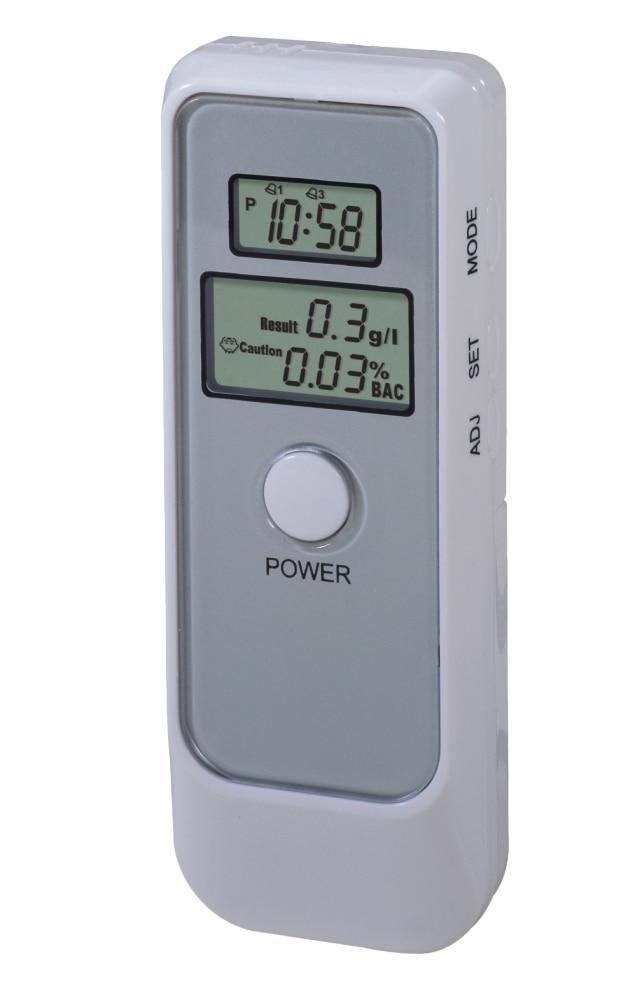 Gadget For Car Digital Breathalyzer Alcohol Tester